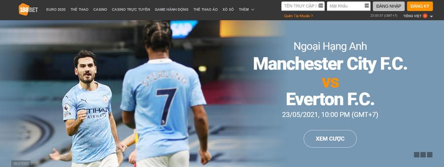 188bet web cá độ bóng đá trực tuyến uy tín