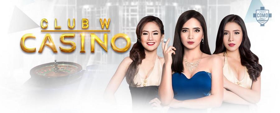 Chơi Casino online tại W88