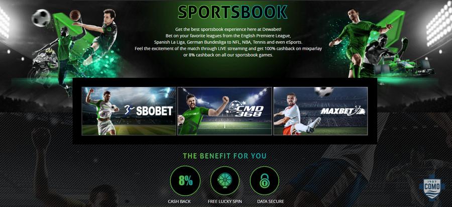 Cá cược thể thao tại Dewabet