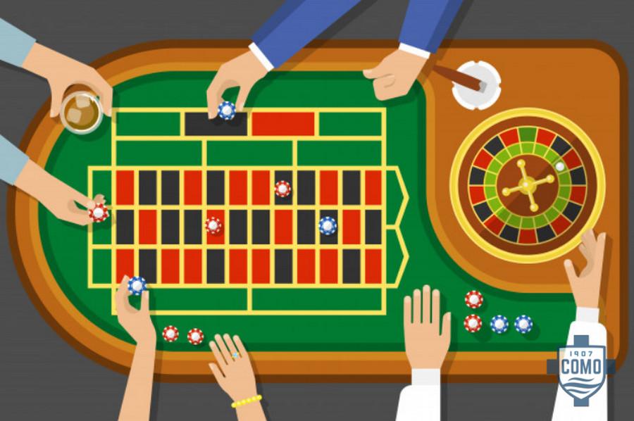 Các loại cược trong Roulette