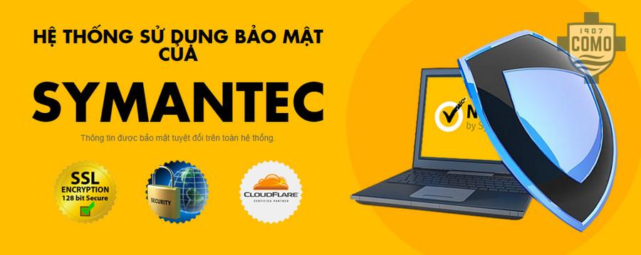 Mibet bảo mật thông tin khách hàng bằng Symantec
