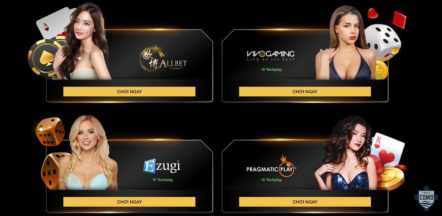 Sòng bài casino trực tuyến tại 11bet