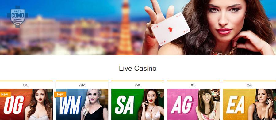 Sòng casino tại Letou