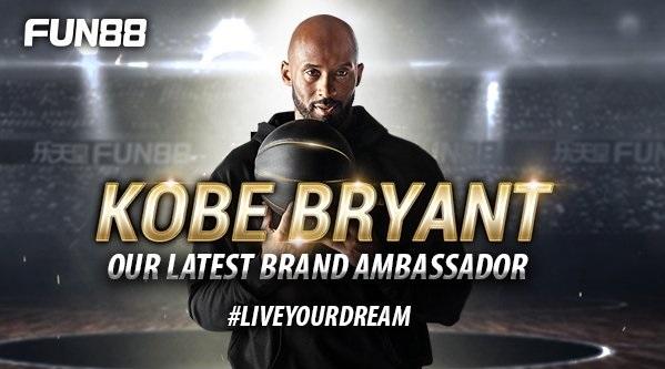 Kobe Bryant Fun88