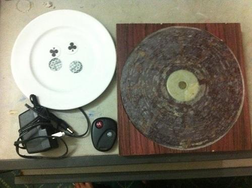 Thảm Xóc đĩa bịp