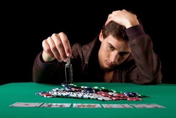 Vận đen trong cờ bạc