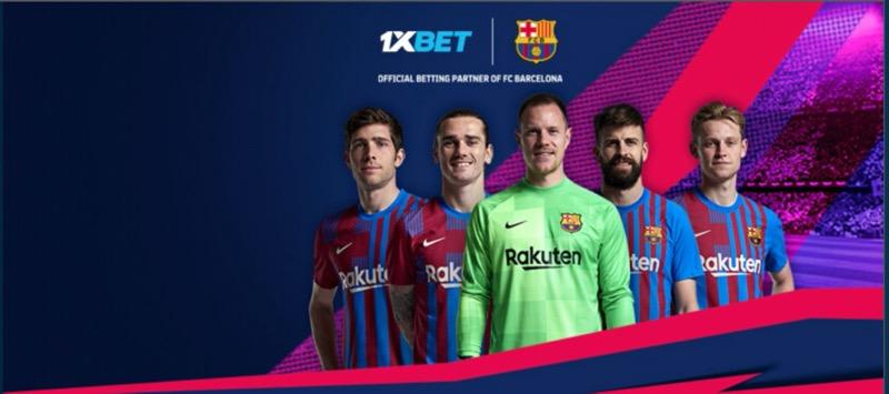 1xbet La Liga