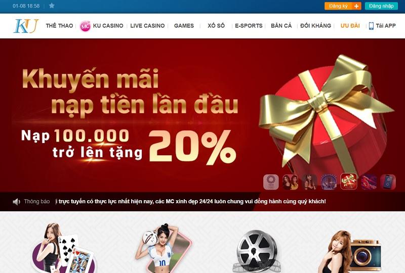 Nhà cái xóc đĩa Kubet top 1 Việt Nam